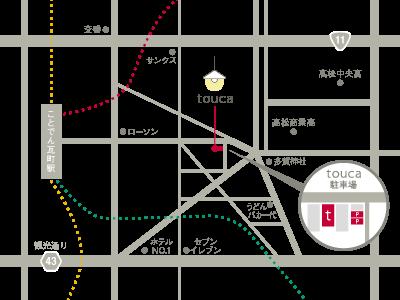 地図&駐車場